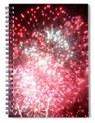Fireworks Number 7 Spiral Notebook