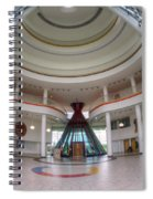 First Nations University Of Canada Regina Campus Spiral Notebook