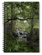 Fish Creek Spiral Notebook