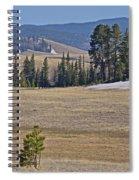 Fish Creek Valley Spiral Notebook