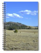 Fish Creek Valley II Spiral Notebook