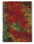 Fish Scale Spiral Notebook