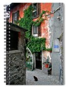 Fisherman's Isle Italy Spiral Notebook