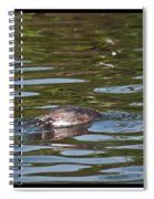 Fishing For Breakfast Spiral Notebook