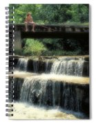 Fishing For Sunnies Spiral Notebook