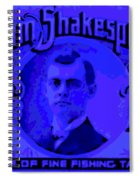 Fishing Tackle Maker Spiral Notebook