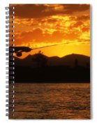 Fishing The Madison Spiral Notebook