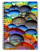 Fishy Bubbles Spiral Notebook