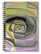 Fit Into The Box Spiral Notebook