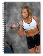 Fitness 5 Spiral Notebook