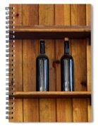 Five Bottles Spiral Notebook
