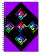 Five Spiral Notebook
