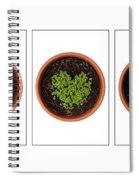 Five Days Spiral Notebook