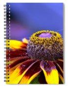 Flakes Of Pollen Spiral Notebook