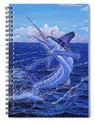 Flat Line Spiral Notebook