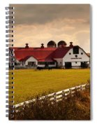 Flemingsburg Farm Ky Spiral Notebook