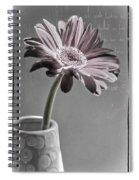 Fleurs Spiral Notebook