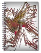 Flight Of Fancy Spiral Notebook
