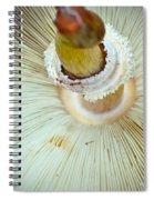 Flippin Shroom Spiral Notebook