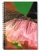 Flirty Spiral Notebook