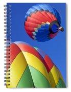 Floating High Spiral Notebook