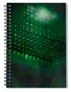 Flood Light Spiral Notebook