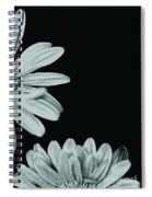 Flora Greetings Spiral Notebook