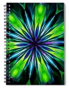 Floral Fantasy 052412 Spiral Notebook