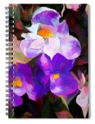 Floral Jam Spiral Notebook