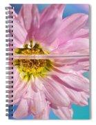 Floral 'n' Water Art 5 Spiral Notebook