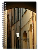 Florence Alley  Spiral Notebook