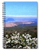 Flores De Los Osos Spiral Notebook