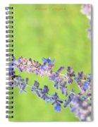 Florets Spiral Notebook