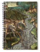 Florida: Hunters, C1591 Spiral Notebook