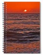 Florida Sunrise Spiral Notebook
