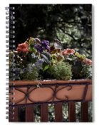 Flower Box Spiral Notebook