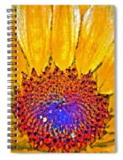 Flower Child - Flower Power Spiral Notebook