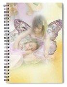 Flower Fairies Spiral Notebook