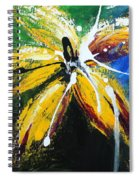Flower Of Felucia Spiral Notebook
