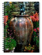 Flower Potts Spiral Notebook