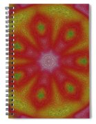 Flower Power Spiral Notebook