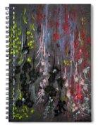 Flower Shower Spiral Notebook