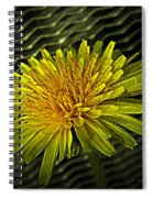 Flowers Are Weeds With Respect Spiral Notebook