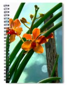 Flowers In Spring Spiral Notebook