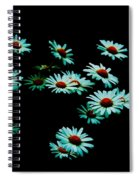 Flowers Only Spiral Notebook