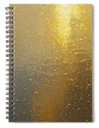 Flowing Gold 7646 Spiral Notebook