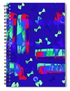 Fly Me Home Spiral Notebook
