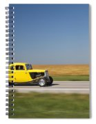 Flyby Spiral Notebook