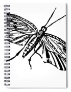 Flying Insect Spiral Notebook