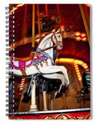 Flying Pony Spiral Notebook